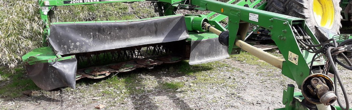 FAUCHEUSE CONDITIONNEUSE 1360 JOHN DEERE
