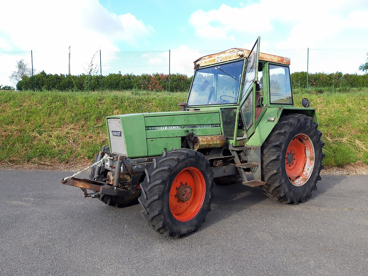 FENDT FAVORIT 611 LSA TURBOMATIK