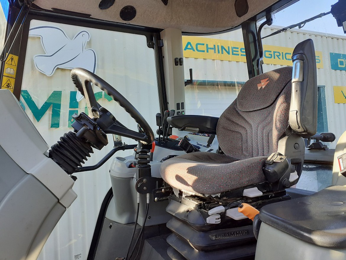 TRACTEUR MF 5460 DYNA 4